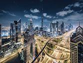 View on Dubai