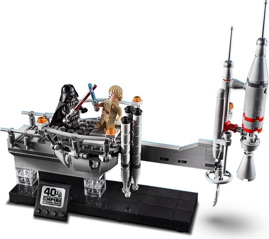 LEGO® Star Wars Bespin Duel gameplay