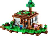 LEGO® Minecraft The First Night components