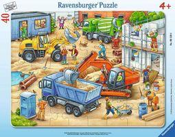 Large Construction Vehicles