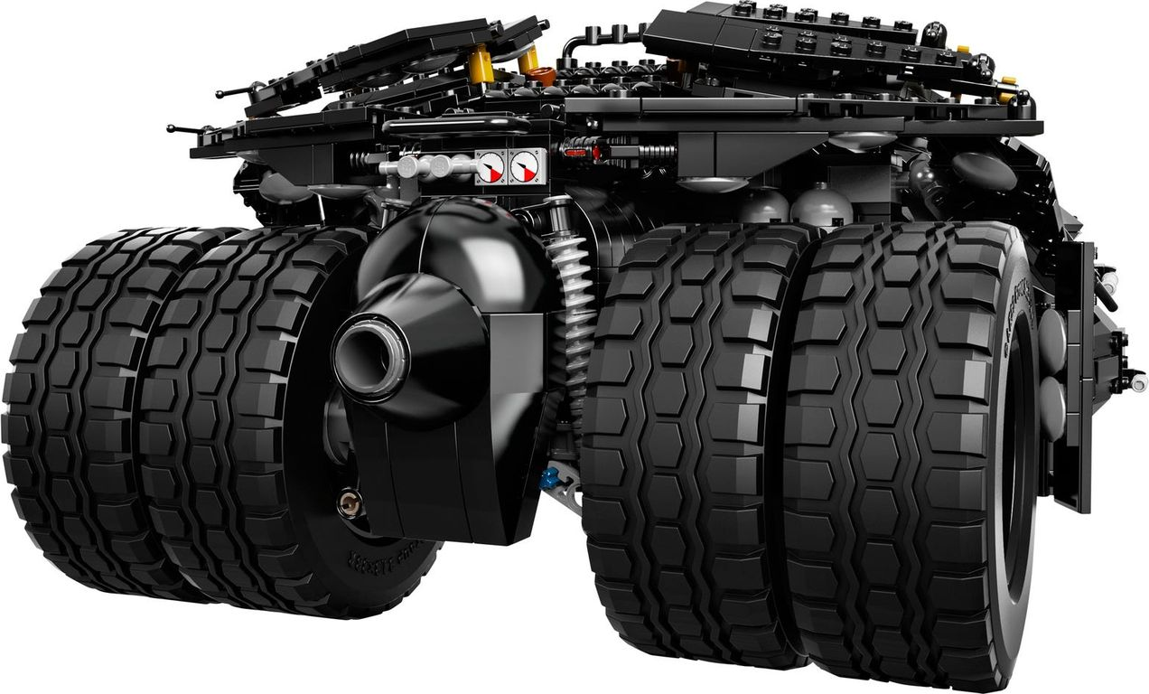 LEGO® DC Superheroes The Tumbler back side