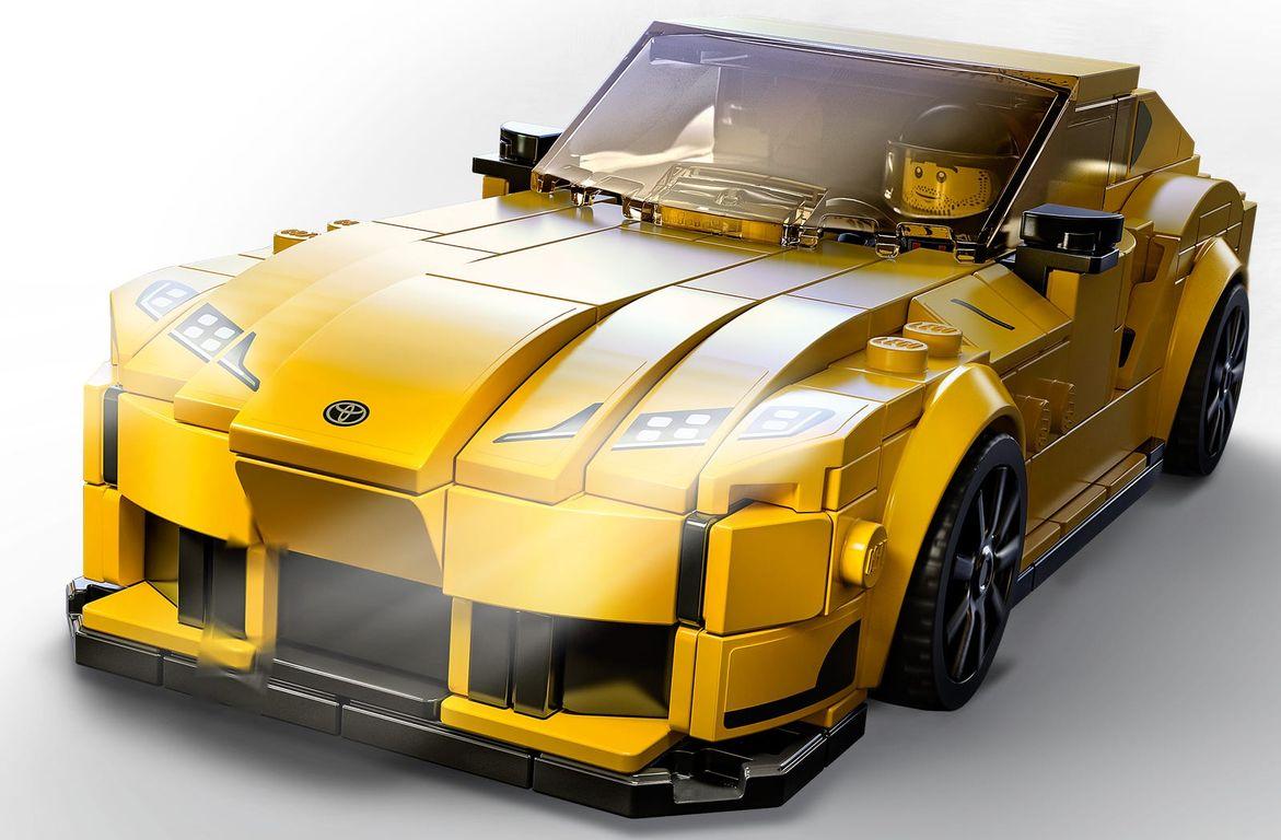 LEGO® Speed Champions Toyota GR Supra gameplay