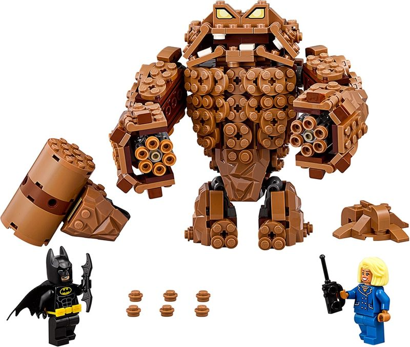 Clayface™ Splat Attack components
