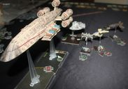 Star Wars: X-Wing Miniatures Game - C-ROC Cruiser Expansion Pack components