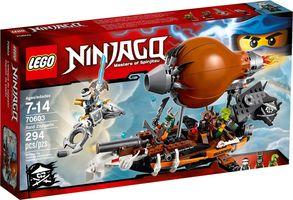 LEGO® Ninjago Raid Zeppelin