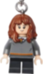 LEGO® Harry Potter™ Hermione Key Chain minifigures