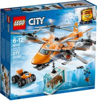 LEGO® City Arctic Air Transport