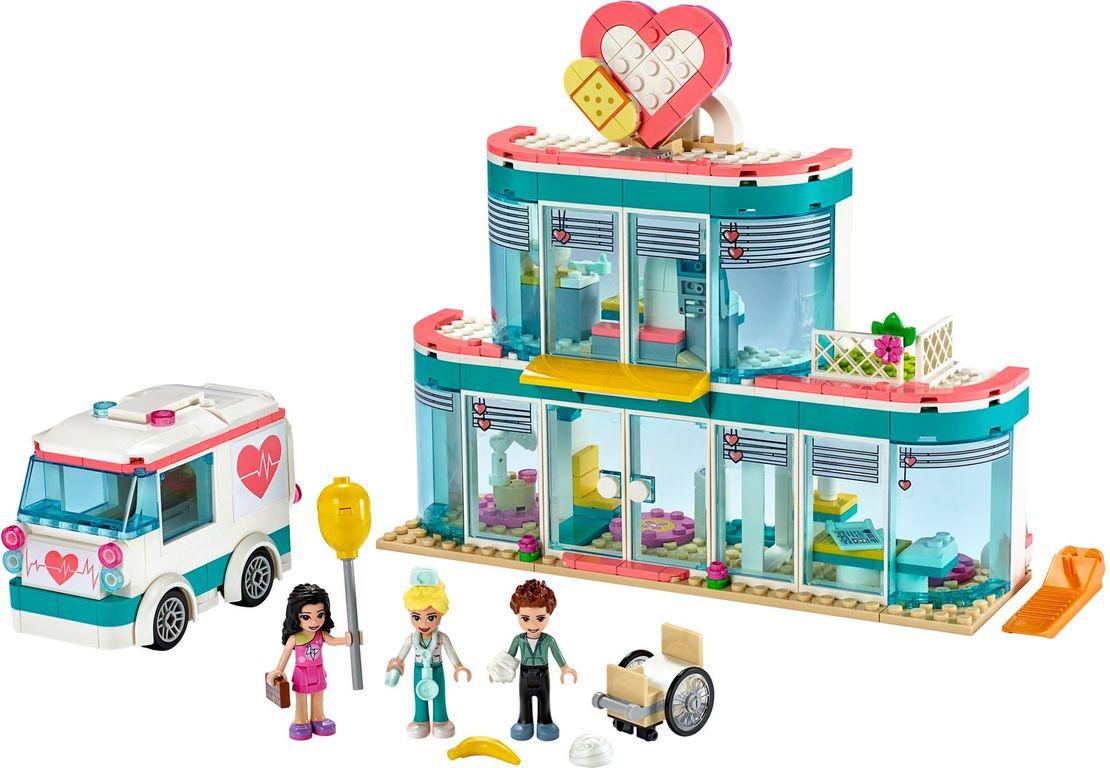 Heartlake City Hospital components