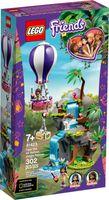 LEGO® Friends Tiger Hot Air Balloon Jungle Rescue