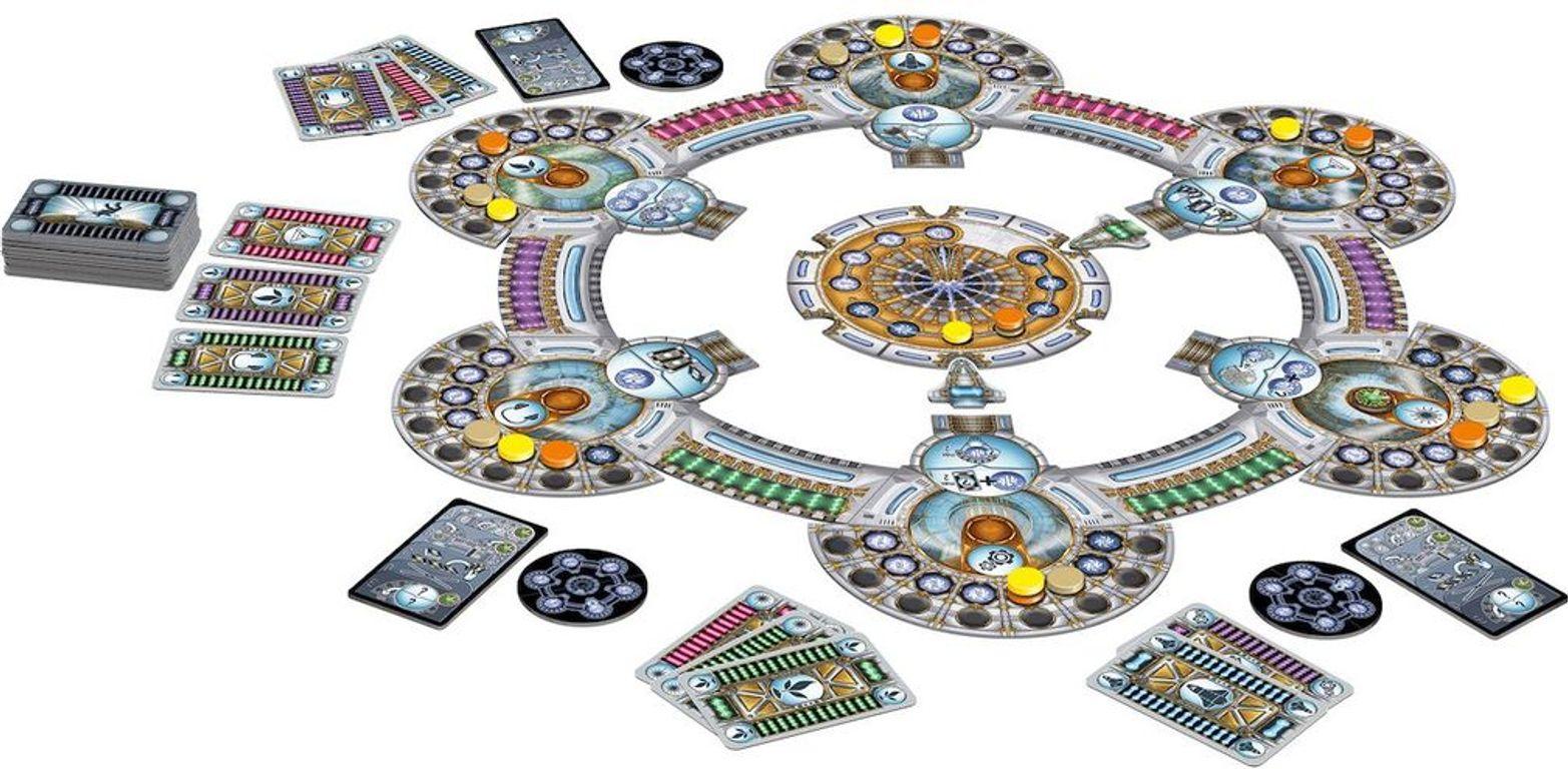 Solaris components