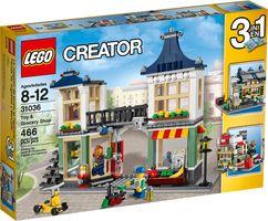LEGO® Creator Toy & Grocery Shop