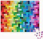 LEGO Rainbow Bricks