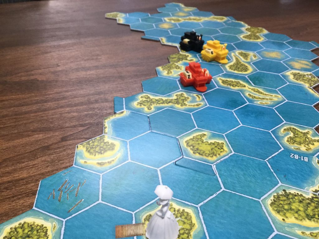 Mississippi Queen gameplay
