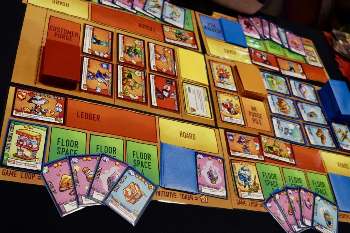 Adventure Mart gameplay