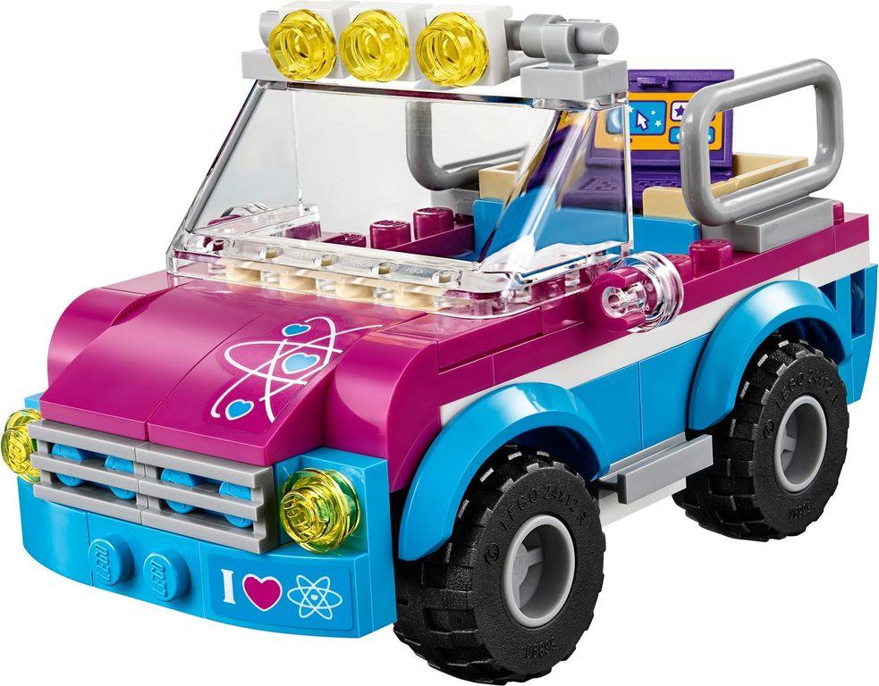 Olivia's Exploration Car components