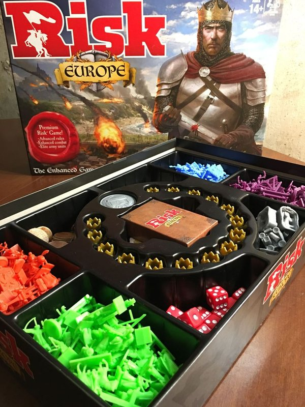 Risk Europe components