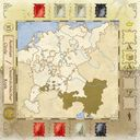 Sola Fide: The Reformation game board