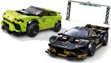 Lamborghini Urus ST-X & Lamborghini Huracán Super Trofeo EVO gameplay