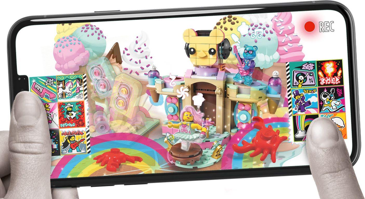 LEGO® VIDIYO™ Candy Castle Stage