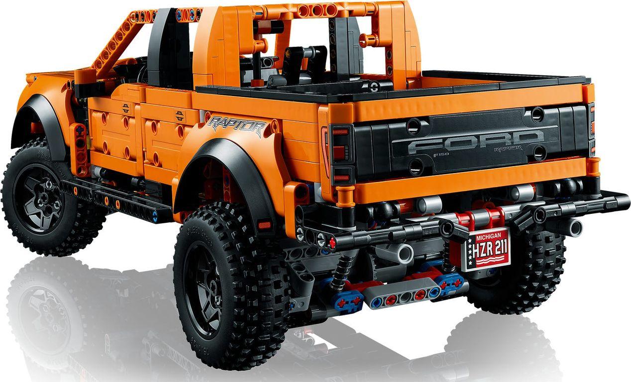 LEGO® Technic Ford®F-150 Raptor back side