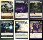Ascension X: War of Shadows cards