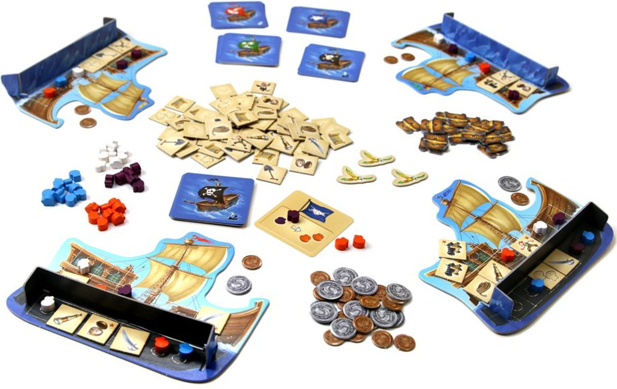 Anchors Aweigh! components