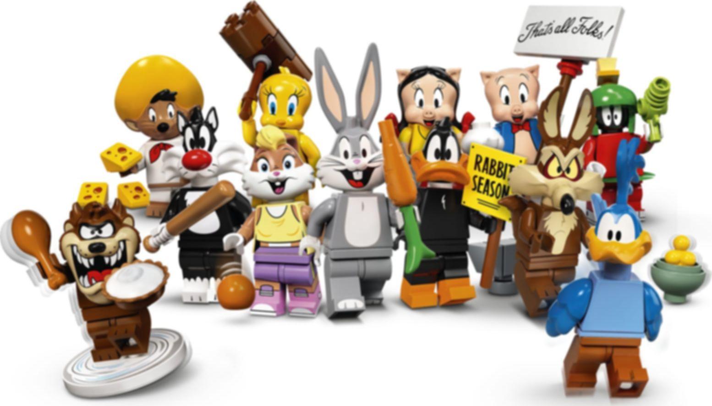 LEGO® Minifigures Looney Tunes™ gameplay