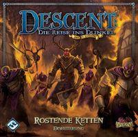 Descent: Die Reise ins Dunkel (Zweite Edition) – Rostende Ketten