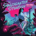 The Snallygaster Situation: Kids on Bikes Board Game