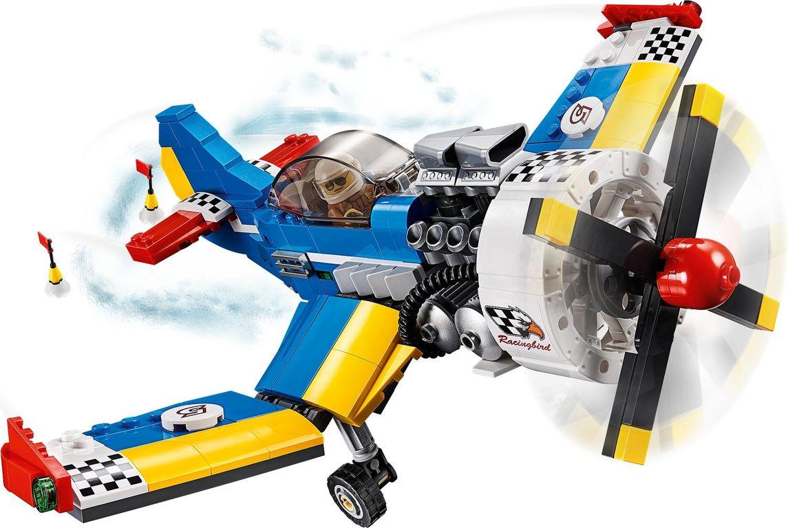 Race Plane gameplay