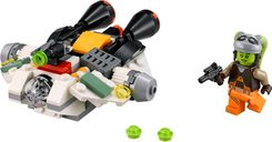 LEGO® Star Wars The Ghost™ components