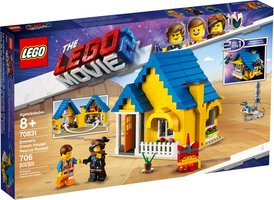 LEGO® Movie Emmet's Dream House with Rescue Rocket!