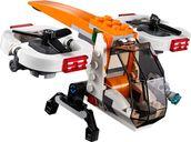 LEGO® Creator Drone Explorer components