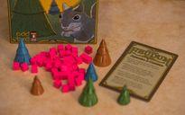 Feudum: Squirrels & Conifers components