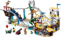 LEGO® Creator Pirate Roller Coaster gameplay