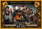 A Song of Ice & Fire: Tabletop Miniatures Game – Baratheon Heroes I