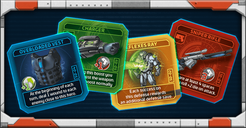 Starcadia Quest: Showdown tiles