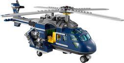 Blue's Helicopter Pursuit components