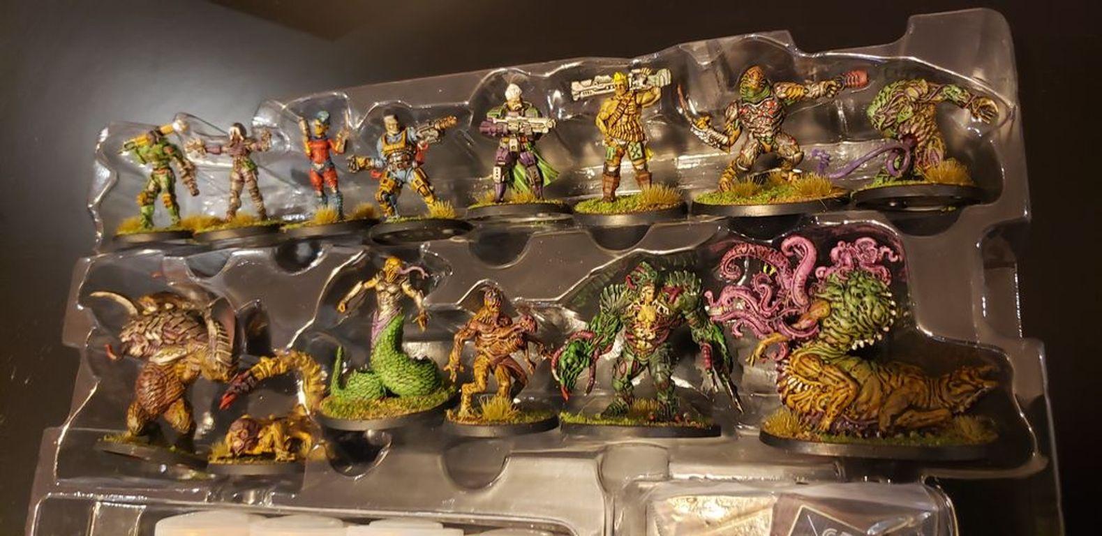 Project: ELITE miniatures