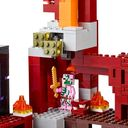 The Nether Fortress interior