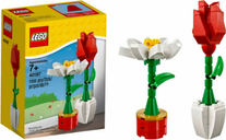 Flower Display components