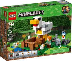 LEGO® Minecraft The Chicken Coop
