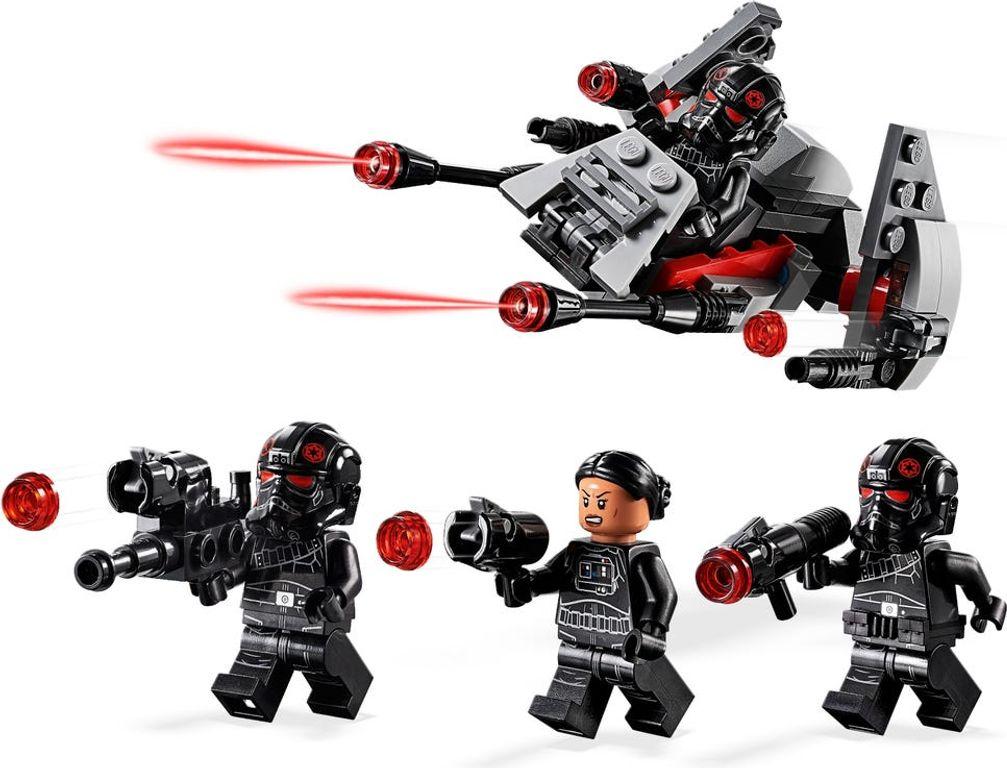 LEGO® Star Wars Inferno Squad™ Battle Pack gameplay