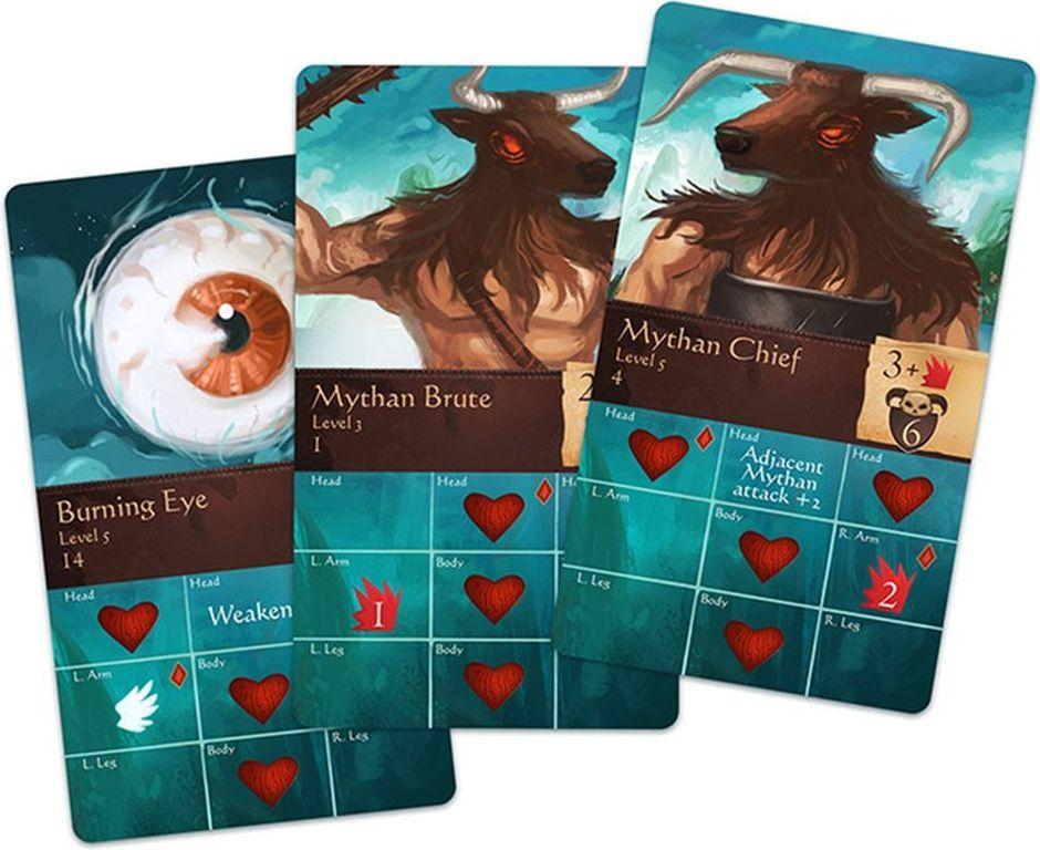 Sleeping Gods cards