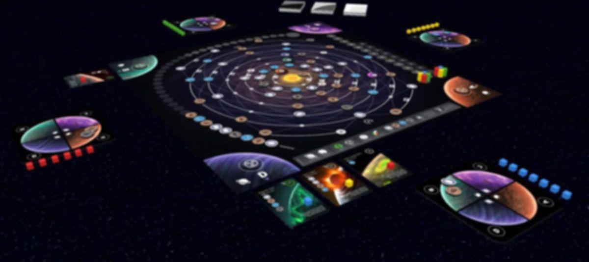 Planetarium components