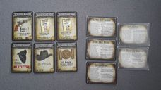 Shadows of Brimstone: The Scafford Gang Deluxe Enemy Pack cards