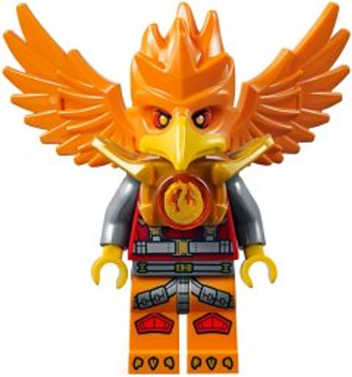 LEGO® Legends of Chima Fire and Ice Minifigure Accessory Set minifigures