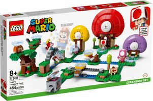 LEGO® Super Mario Toad's Treasure Hunt Expansion Set