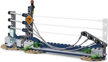 LEGO® Jurassic World Triceratops Rampage components