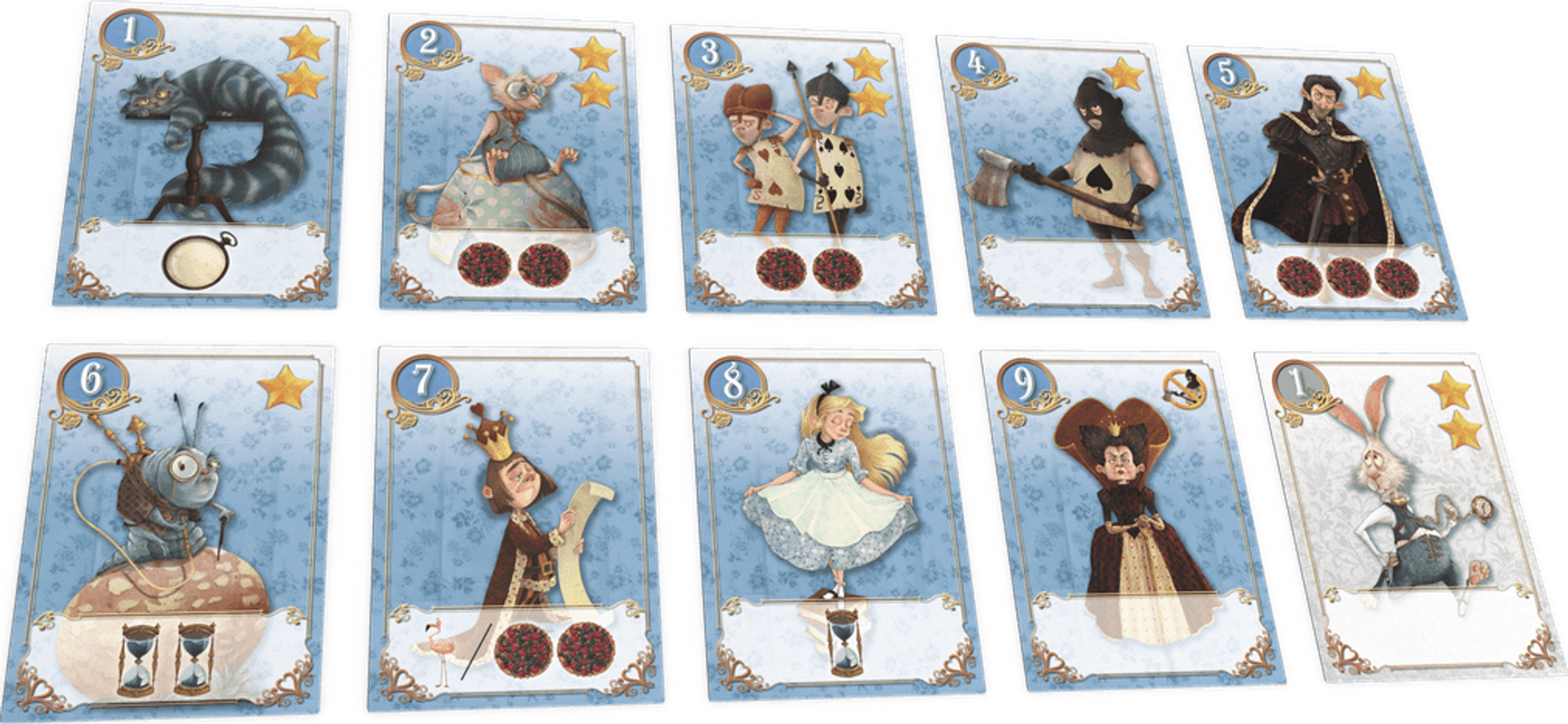 Tea for 2 cards